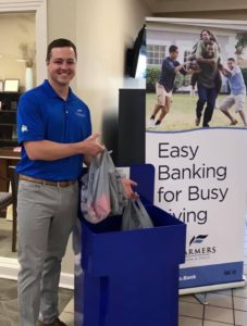 chris gosnell farmers bank military