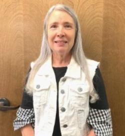 Farmers Bank Magnolia associate Jana Harris - breast cancer awareness