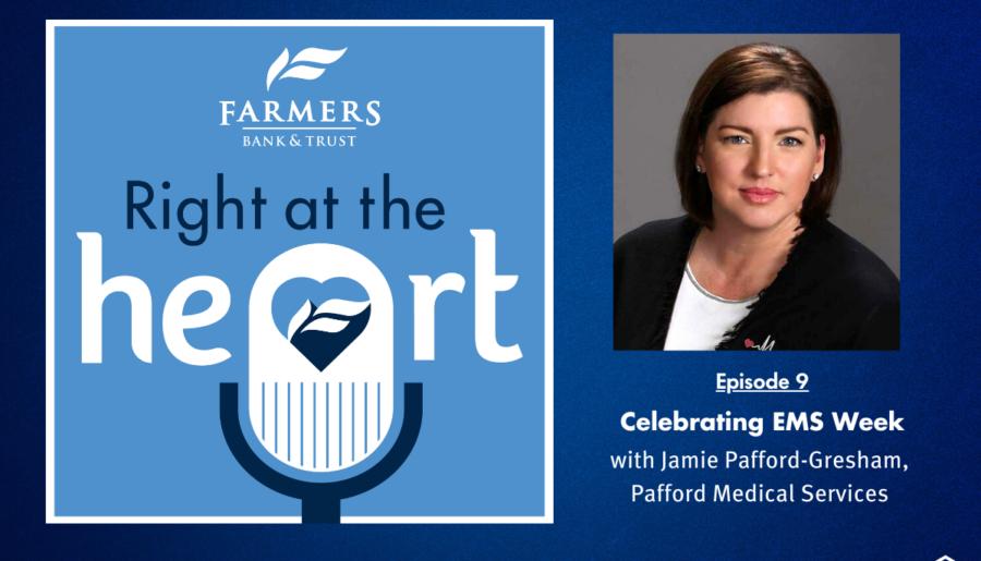 Celebrating EMS Week: Jamie Pafford-Gresham