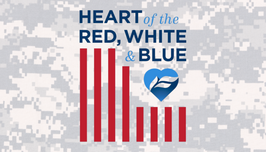 Farmers Bank & Trust Kicks Off Third Annual Heart of the Red, White & Blue Military Drive