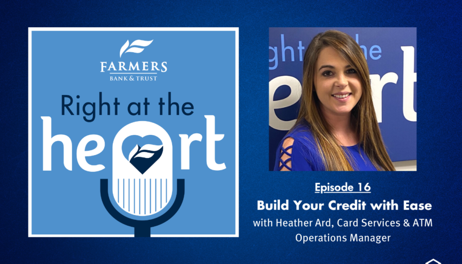Build Your Credit with Ease with Heather Ard